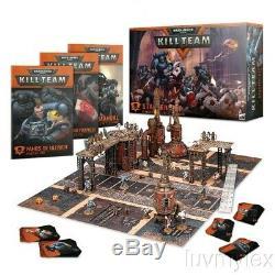 Brand New Warhammer 40 000 Kills Équipe Starter Set 40k Escarmouche Combat
