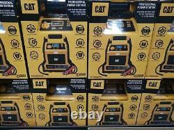 Cat 1000 Crête Amp Professional Portable Jump Starter Et Compresseur Gonfleur De Pneu