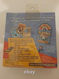 Complete Pokemon 2-player Starter Theme Deck Deck Base-2 Set Scellé Scellé