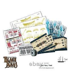 Flotte De La Mer Noire 792011001 Royal Navy (starter Set) Les Navires Britanniques Jeux Warlord