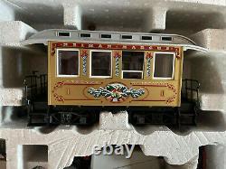 G Scale G Gauge Lgb 72326 L'ensemble De Train De Noël Neiman Marcus
