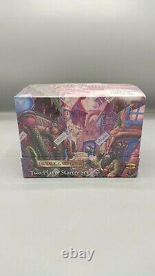 Harry Potter Tcg Base Set Démarreur Set Booster Trading Cards Theme Deck Wotc