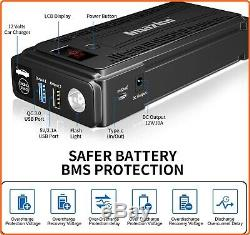 Heavy Duty Truck Batterie Booster Pack De Démarrage Jump Box 2500 Puissance Ampère
