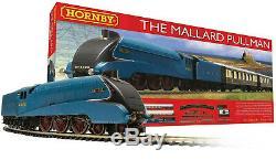 Hornby R1202 Mallard Pullman Complete Set Starter Train (dernier)