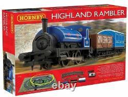 Hornby R1220 The Highland Rambler Ensemble Complet De Train De Démarrage