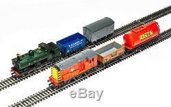 Hornby R1236 Mixte Du Trafic De Marchandises Set Numérique DCC Train Oo Gauge Select