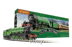 Hornby R1255 The Flying Scotsman Train Set (nouvelle Version 2020 Three Coach)