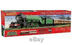 Hornby The Flying Scotsman Oo Gauge DCC Ready Modèle Train R1167
