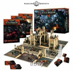 Jeux Atelier Warhammer 40k Kill Team Starter Set Bnib Sealed 1st Edition Game