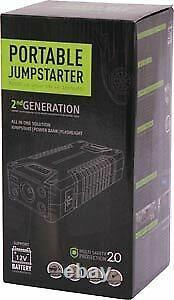 Jump Starter 20000mah 1000amp Lithium Smart Boost 12v Battery Power Bank Réfrigérateur