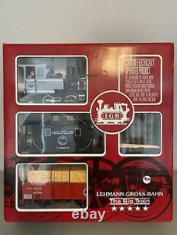 Lgb 22401 Lac George & Boulder Train Set