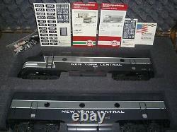 Lgb New York Central 20th Century Limited Trunk Set #203 De 400. #291461876580