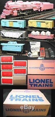 Lionel 6-11722 Filles Ensemble De Trains De Marchandises