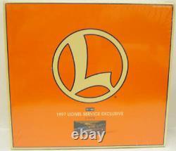 Lionel 6-11918 1997 Lionel Service Exclusif Conrail O Gauge Ensemble De Trains Diesel Mt