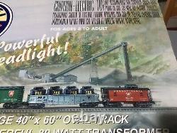 Lionel 6-31936 Pennsylvania Flyer O Gauge Train Box Inutilisé Ouvert