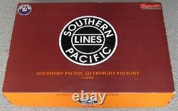 Lionel 6-31963 Southern Pacific Overnight Freight Train Set O Gauge Nouveau