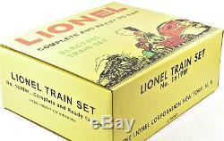 Lionel 6-38342 Santa Fe Sf Alco # 1619w Conventionnel Classique Fret Set 2011 C9
