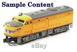 Lionel 6-38354 Union Pacific Up # 1464w Pass. Ensemble Conventionnel Alco A-a 2014 C9