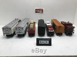 Lionel Conventionnel Classics 6-38324 2507w New Haven F-3 Set Diesel