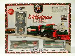 Lionel De Ho Échelle De Noël Express Set Père Noël Piste À Distance 871811020