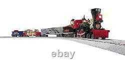 Lionel Disney & Pixar Toy Story Electric Ready-to-run Lionchef Rc Train Set Nouveau