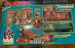 Lionel G Échelle 8-81007 Disneyland 35e Anniversaire Train Set