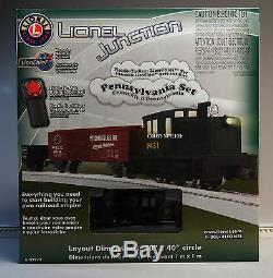 Lionel Jonction Prr Moteur Diesel Lionchief Train Set O Jauge 6-82972 Nouveau