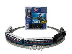 Lionel Le Polar Express Lionchief Steam Train Set Bluetooth O Gauge 6-84328 Nouveau