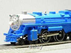 Lionel Lionchief O Gauge Blue Comet Train Set Bluetooth Steam 4-4-2 1923070 Nouveau