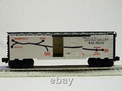 Lionel Lionchief O Gauge Lehigh Valley Train Set Bluetooth U36b Lhv 1923090 Nouveau