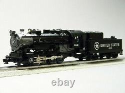 Lionel Lionchief O Gauge United States Steam Freight Set Withbluetooth 1923100 Nouveau