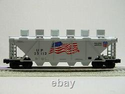 Lionel Lionchief O Gauge Up America Proud Freight Bluetooth Train Set Lio1923110