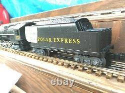 Lionel Polar Express Lion Chief Locomotive Engine And Tender Avec Bluetooth