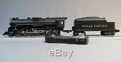 Lionel Polar Express Lionchief Bluetooth Machine À Vapeur Et D'appel D'offres O Gauge 6-84328-e