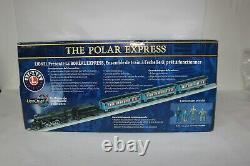 Lionel Polar Express Lionchief Remote Control Train Set O Gauge 6-30218 (plume)