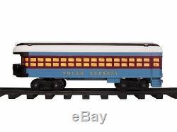 Lionel Polar Express Train De Gros Calibre Avec Santa's Bell-vacances De Noël