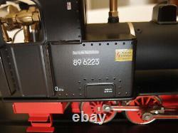 Locomotive À Vapeur Marklin 55001 Br89 Avec Télécommande À Vapeur Live Tendre