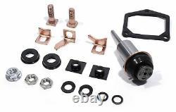 Magnetschalter Anlasser Starter Solenoid Reperatur Set Für Harley Davidson 91-06