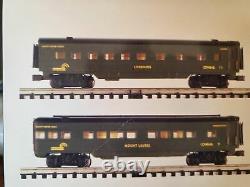 Manomètre O De La Ligne K Conrail 6 Trains De Voyageurs À L'unité Mib