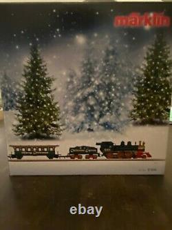 Marklin 81846 Z Échelle Train De Marchandises De Noël Ensemble Flambant Neuf