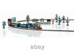 Marklin 81846 Z Scale Christmas Train Starter Set -new USA Garantie Navire Rapide