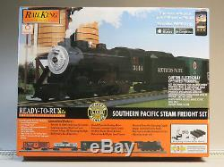 Mth Rail King Sp Steam De Train De Marchandises Proto 3 O Gauge Dcs Explorateur 30-4245-1