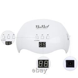 Neonail Geschenkbox Nagelstudio Starter Set 5x Couleur 3ml Uv Nagellack Mariage