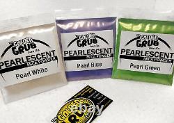 New Liquid Plastic Super Starter Set Craw Mold Plastisol Pishing Lure Making Kit
