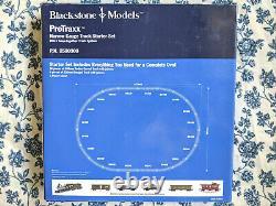 Nib Blackstone Hon3 Track Starter Set 16 Incurvé + 4 Straight, Nib & Superb