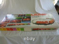 Nib Lionel 027 Coca Cola Prêt À Exécuter Train A Partir De 1974