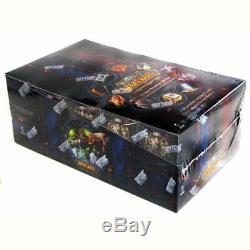 Nouveau Scellé Printemps 2011 Classe Starter Set De Plate-forme Des 10 Mondiale Warcraft Wow Tcg