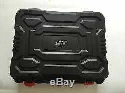 Perceuse Électrique Avec L'aluminium Roto Starter Set Pour 1/5 Hpi Rv Km Baja 5b 5t 5sc