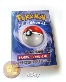 Pokemon 2 Joueur De Démarrage Regler Nouveau Rare Get Réel Originale Pack 1999 Pic