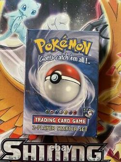 Pokemon Base Set 2 Player Starter Deck Factory Scelled Wotc Shadowless Box